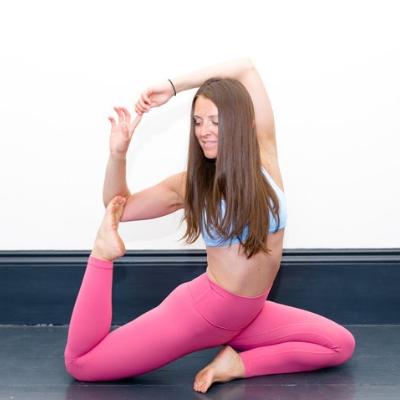 Zoe James Yoga